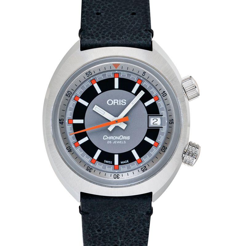 豪利時 Chronoris 腕錶系列 01 733 7737 4053-07 5 19 44