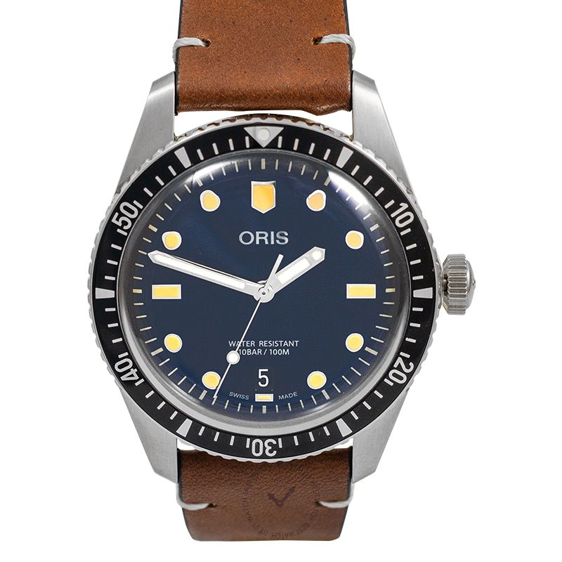 豪利時 Divers 腕錶系列 01 733 7707 4055-07 5 20 45