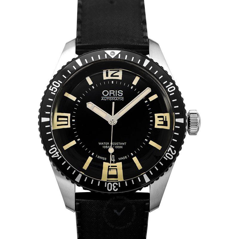 豪利時 Divers 腕錶系列 01 733 7707 4064-07 4 20 18
