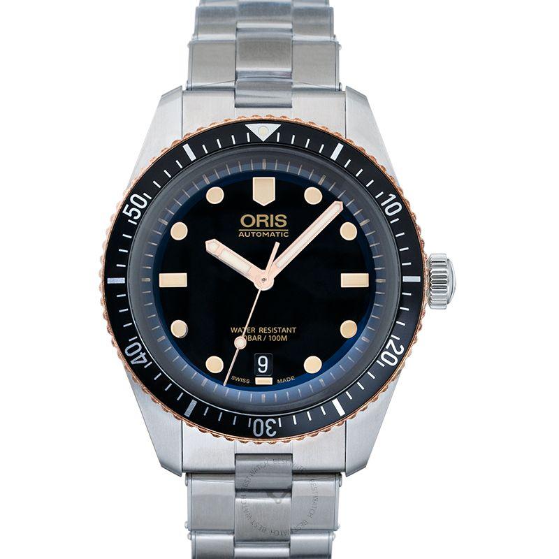 豪利時 Divers 腕錶系列 01 733 7707 4354-07 8 20 18