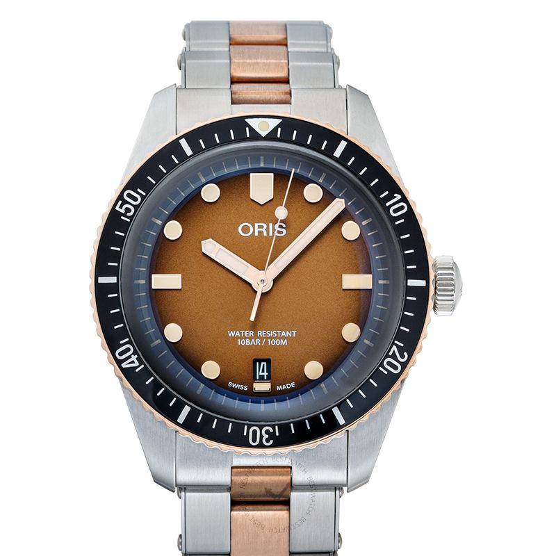 豪利時 Divers 腕錶系列 01 733 7707 4356-07 8 20 17