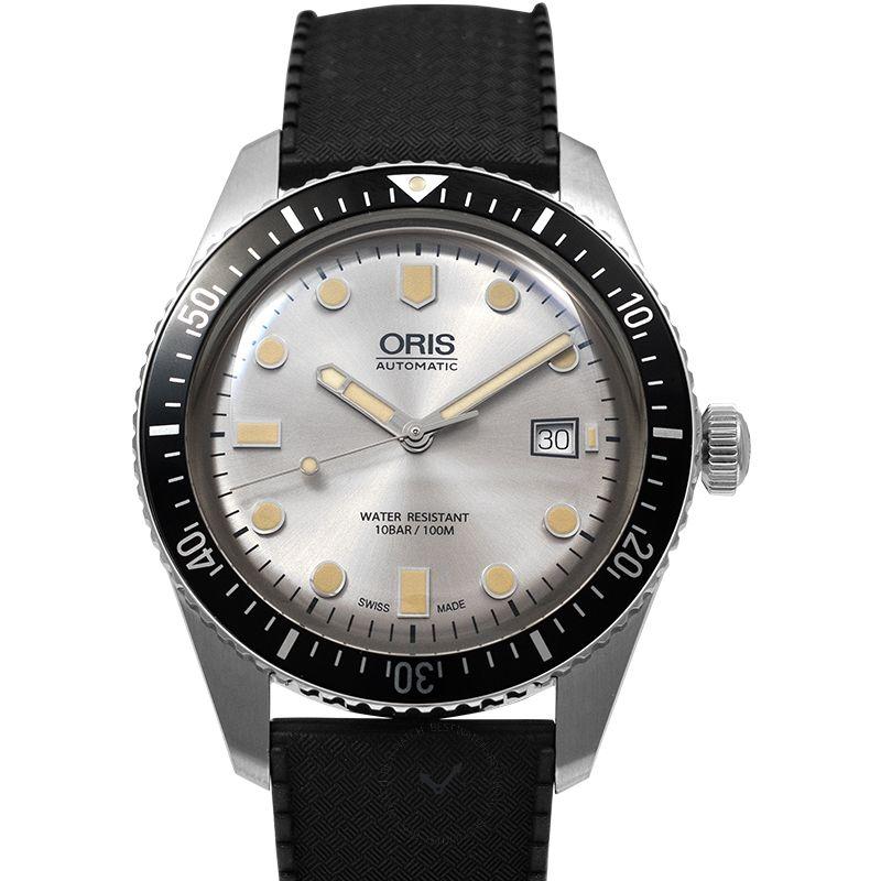 豪利時 Divers 腕錶系列 01 733 7720 4051-07 4 21 18