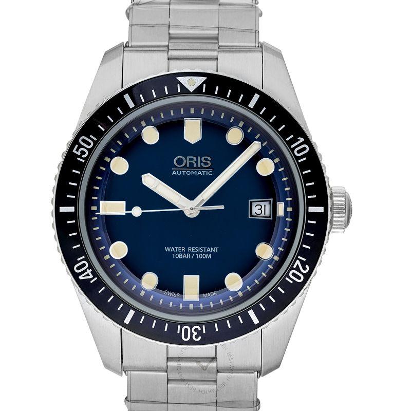 豪利時 Divers 腕錶系列 01 733 7720 4055-07 8 21 18