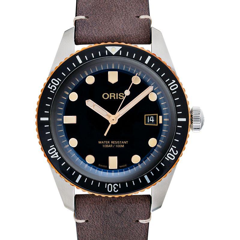 豪利時 Divers 腕錶系列 01 733 7720 4354-07 5 21 44