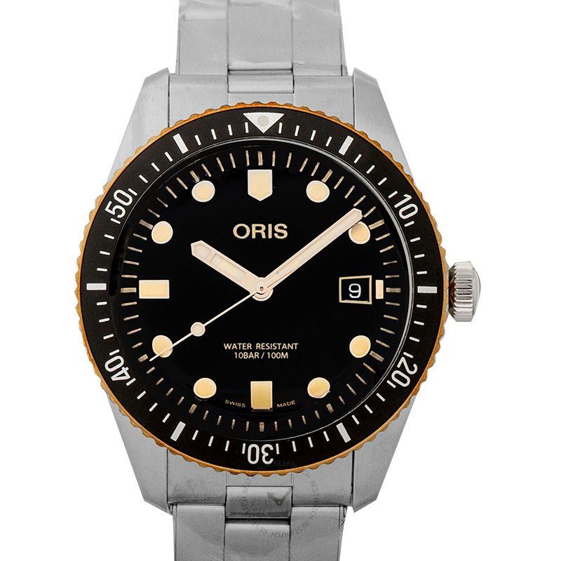 豪利時 Divers 腕錶系列 01 733 7720 4354-07 8 21 18