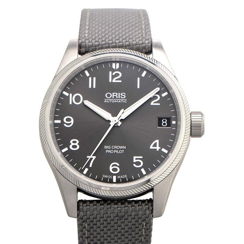 豪利時 Big Crown 腕錶系列 01 751 7697 4063-07 5 20 17FC
