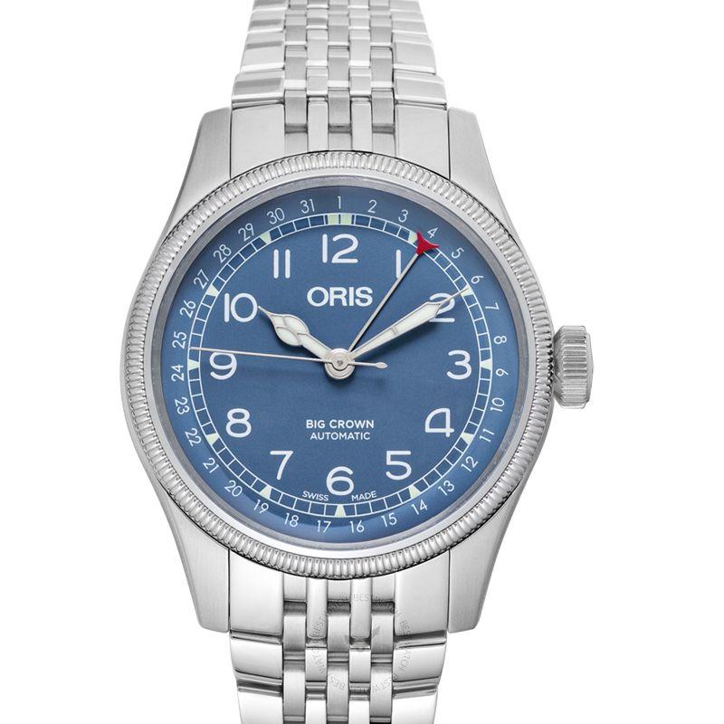 豪利時 Big Crown 腕錶系列 01 754 7741 4065-07 8 20 22