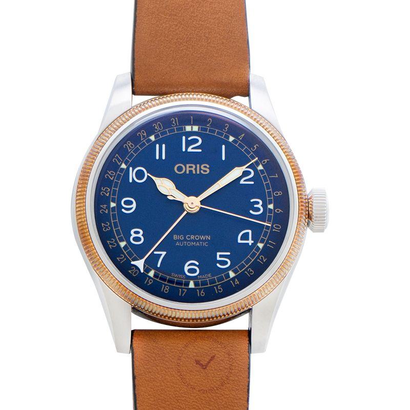 豪利時 Big Crown 腕錶系列 01 754 7741 4365-07 5 20 58