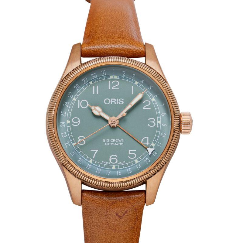 豪利時 Big Crown 腕錶系列 01 754 7749 3167-07 5 17 66BR