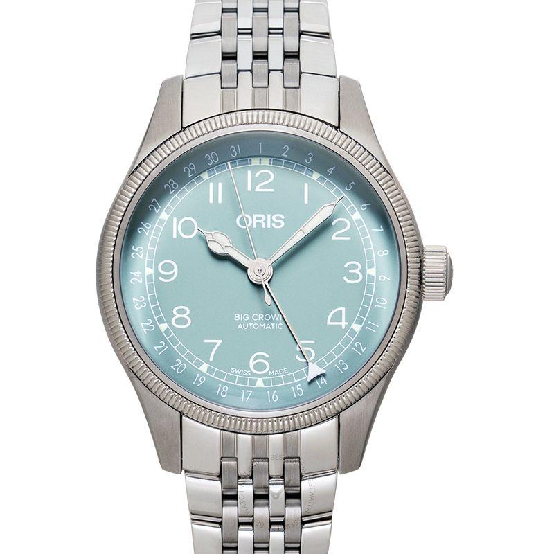豪利時 Big Crown 腕錶系列 01 754 7749 4067-07 8 17 22