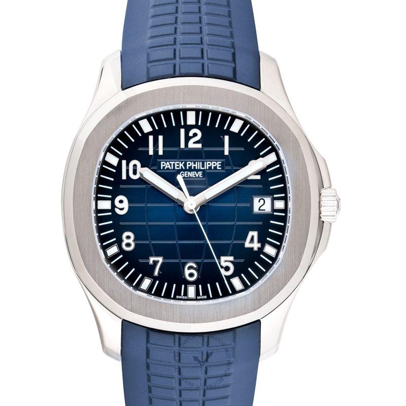 百達翡麗 Aquanaut 腕錶系列 5168G-001