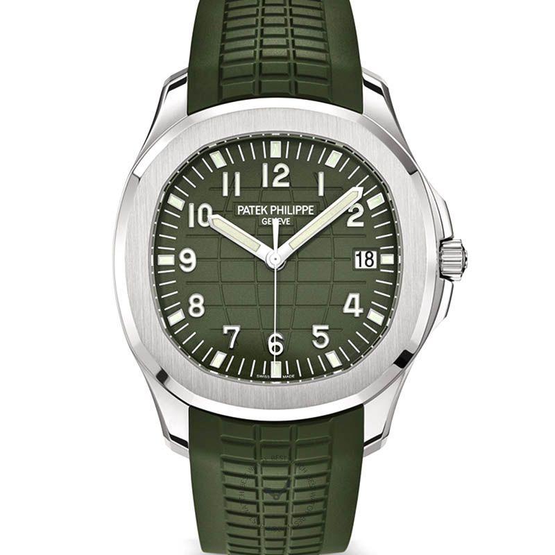 百達翡麗 Aquanaut 腕錶系列 5168G-010