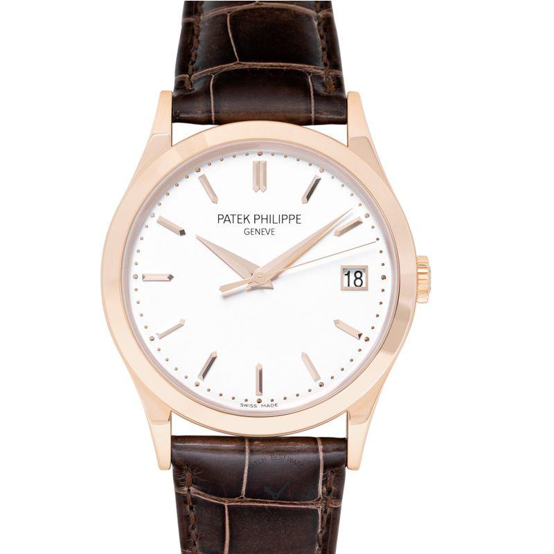 百達翡麗 Calatrava 腕錶系列 5296R-010