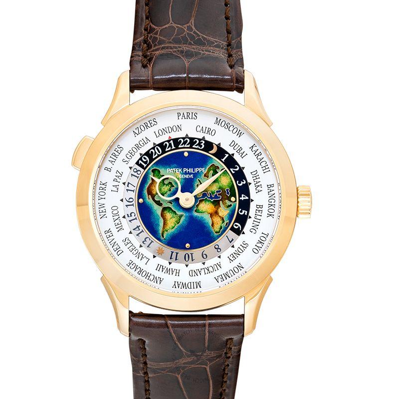 百達翡麗 Complications 腕錶系列 5231J-001