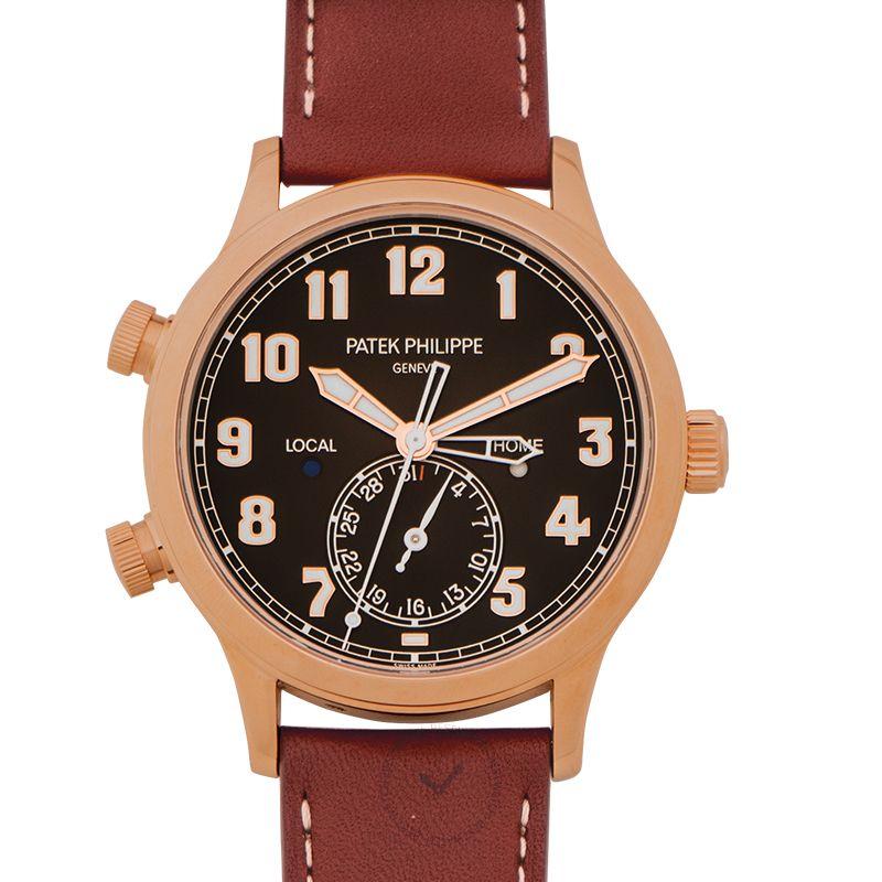 百達翡麗 Complications 腕錶系列 5524R-001