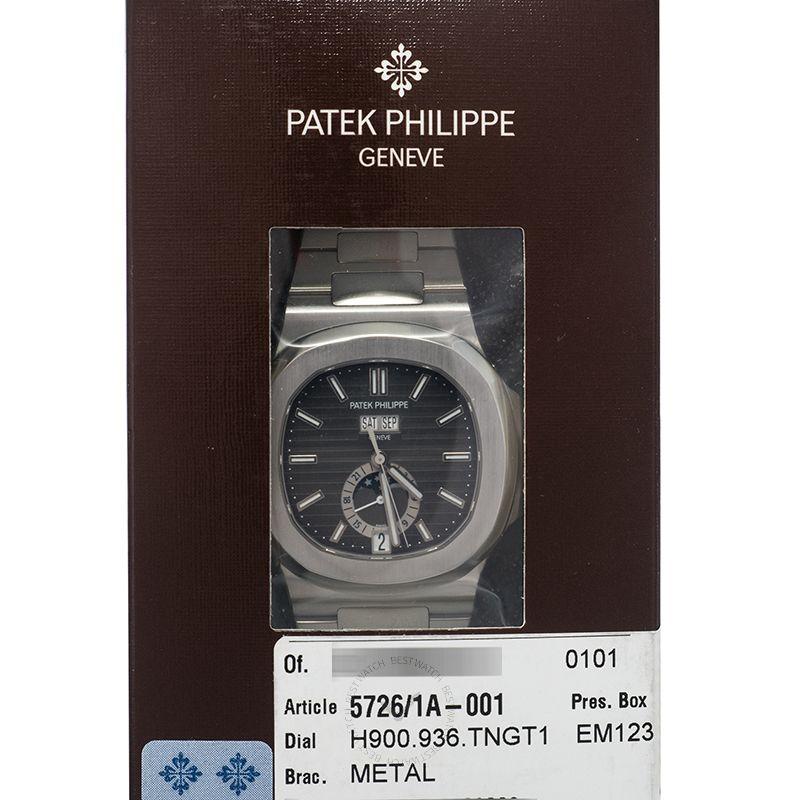 百達翡麗 Nautilus 腕錶系列 5726/1A-001