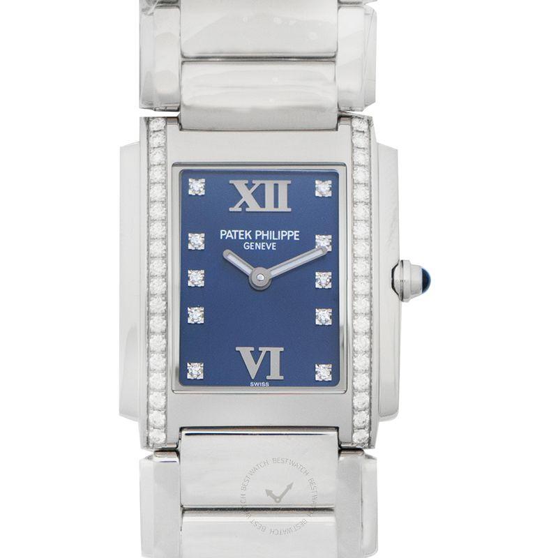 百達翡麗 Twenty~4 腕錶系列 4910/10A-012