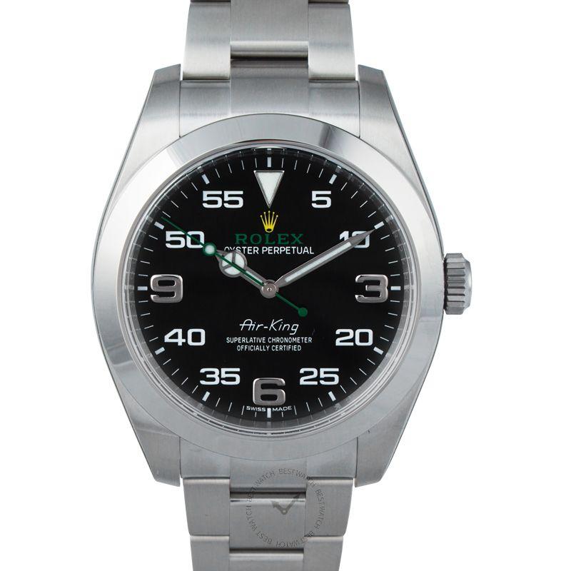 勞力士 空中霸王 AirKing腕錶系列 116900 Black