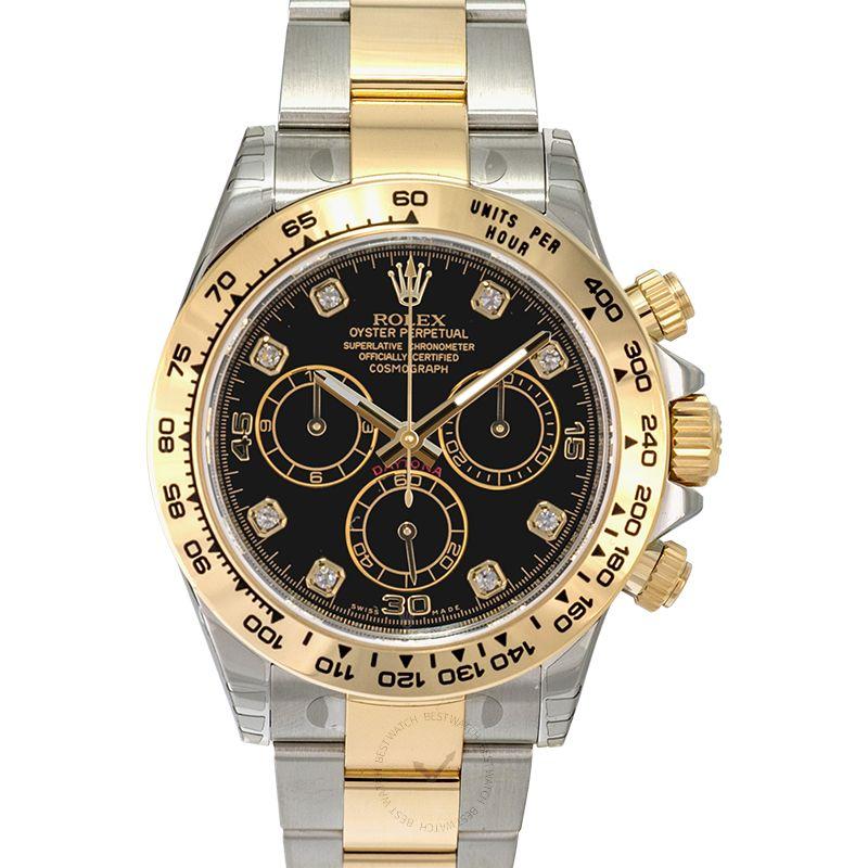勞力士 地通拿 Daytona腕錶系列 116503 Black G