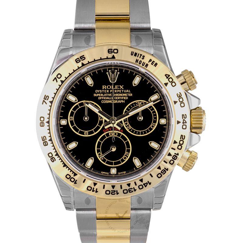 勞力士 地通拿 Daytona腕錶系列 116503 Black