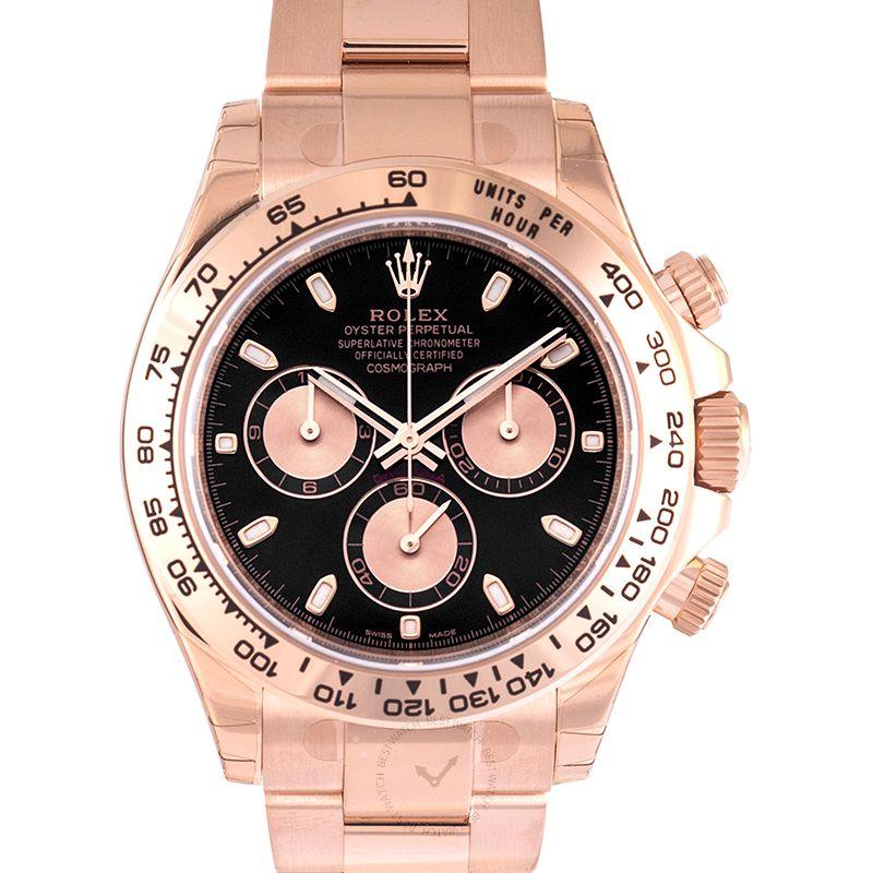 勞力士 地通拿 Daytona腕錶系列 116505/Black