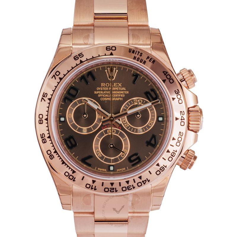勞力士 地通拿 Daytona腕錶系列 116505/Choclate