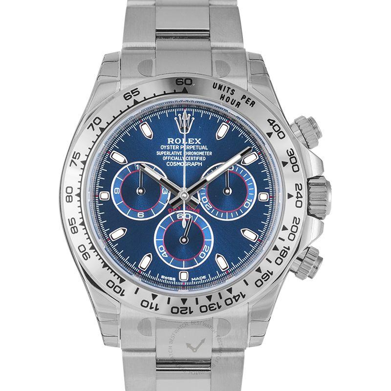 勞力士 地通拿 Daytona腕錶系列 116509/Blue-2016