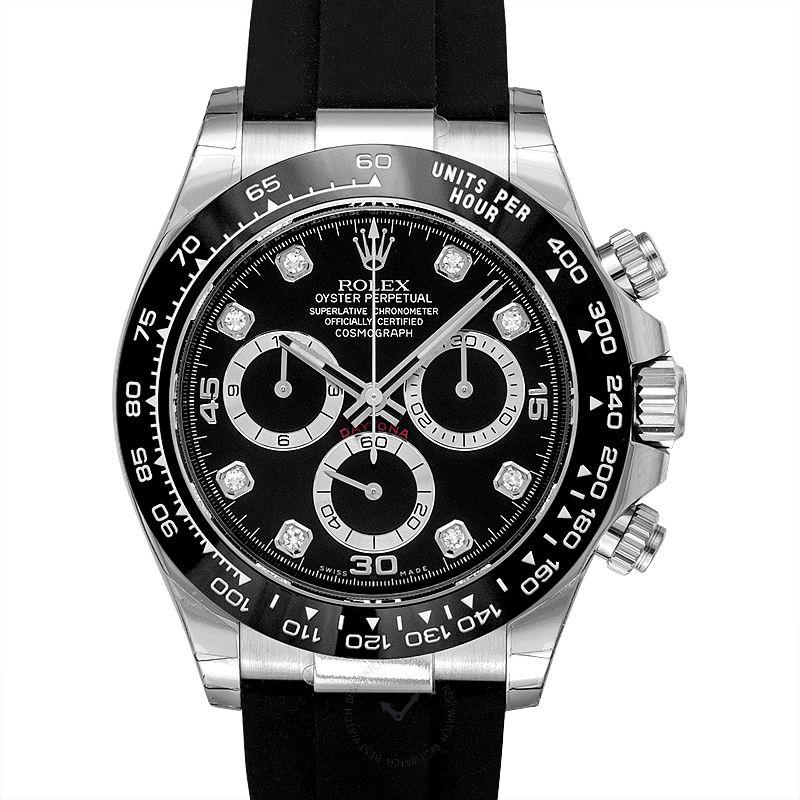 勞力士 地通拿 Daytona腕錶系列 116519LN-Black-G