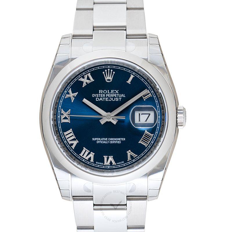 勞力士 日誌型 Datejust腕錶系列 116200/3