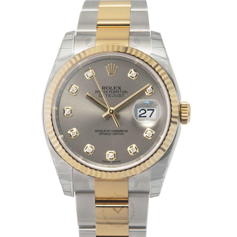 Rolex Datejust 116233-0181G