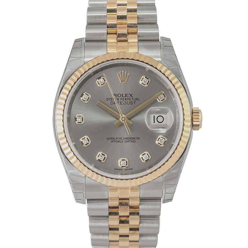 Rolex Datejust 116233-Gy-G-J