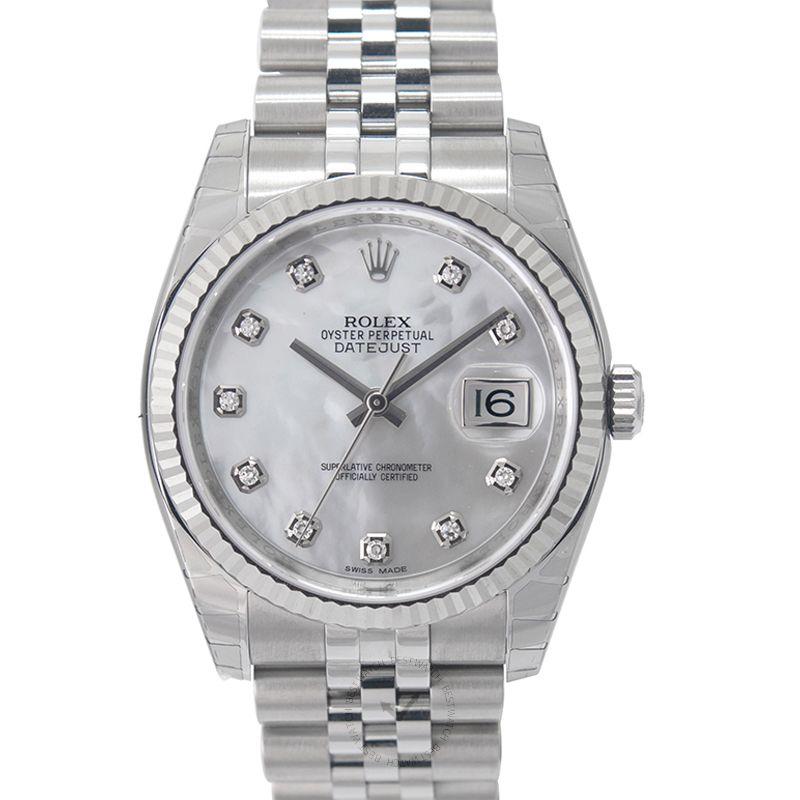 勞力士 日誌型 Datejust腕錶系列 116234/15