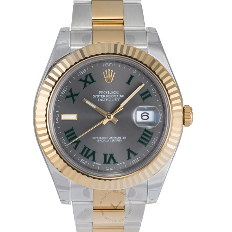 勞力士 日誌型 Datejust腕錶系列 116333/2