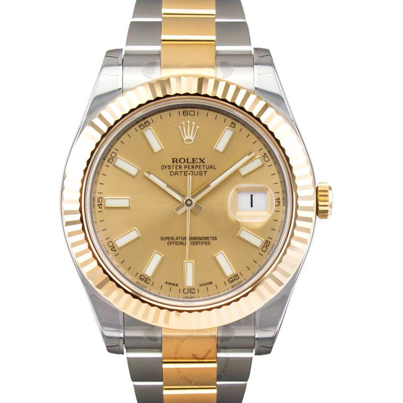 勞力士 日誌型 Datejust腕錶系列 116333/5