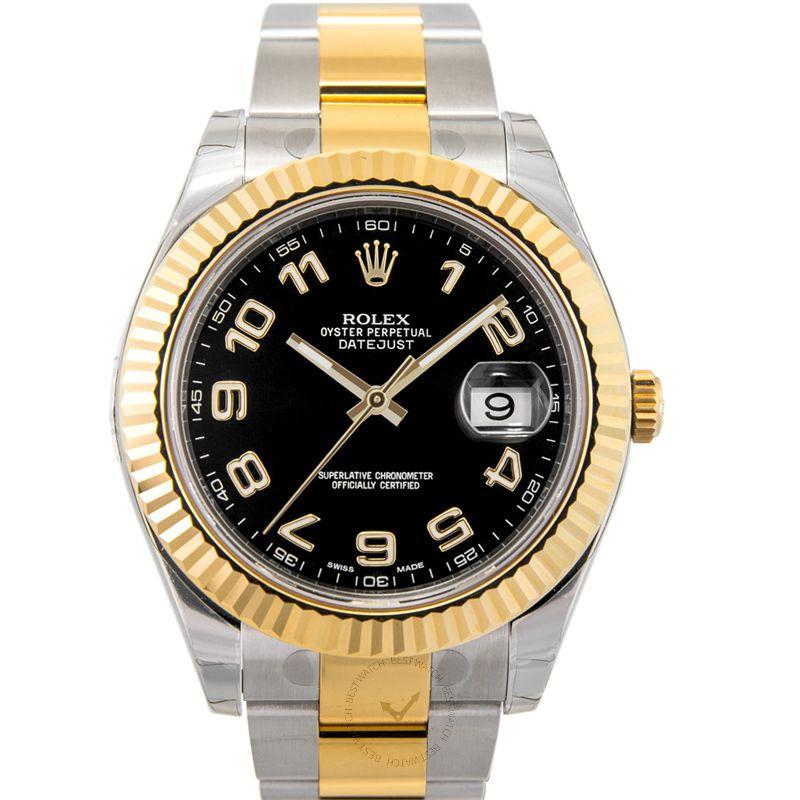 勞力士 日誌型 Datejust腕錶系列 116333/6