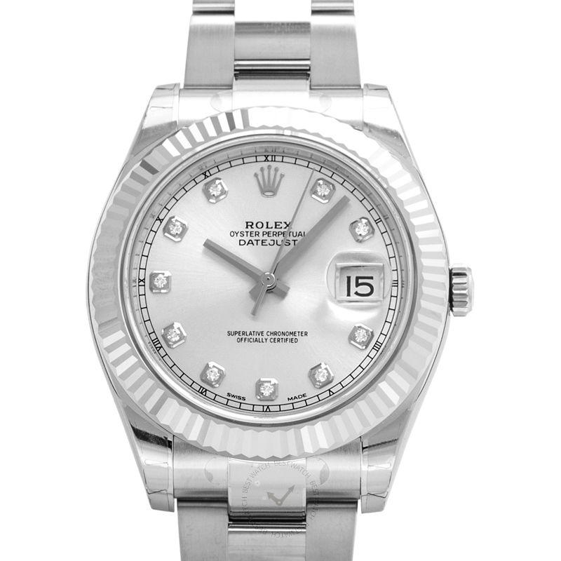 勞力士 日誌型 Datejust腕錶系列 116334/7