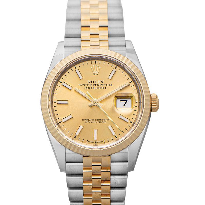 勞力士 日誌型 Datejust腕錶系列 126233-0015