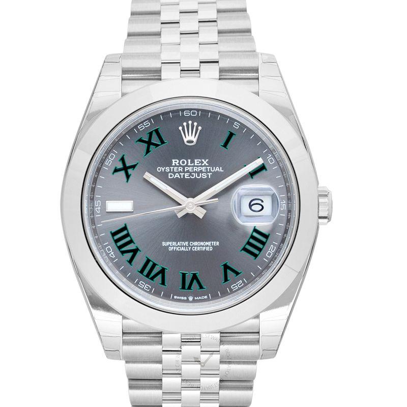 勞力士 日誌型 Datejust腕錶系列 126300-0014