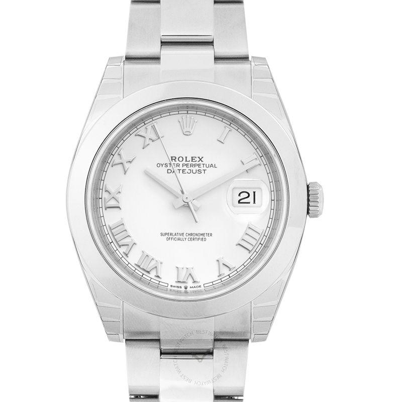 勞力士 日誌型 Datejust腕錶系列 126300-0015