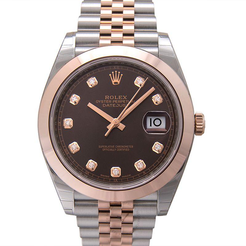 勞力士 日誌型 Datejust腕錶系列 126301-0004G