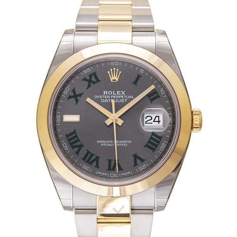 勞力士 日誌型 Datejust腕錶系列 126303-0019