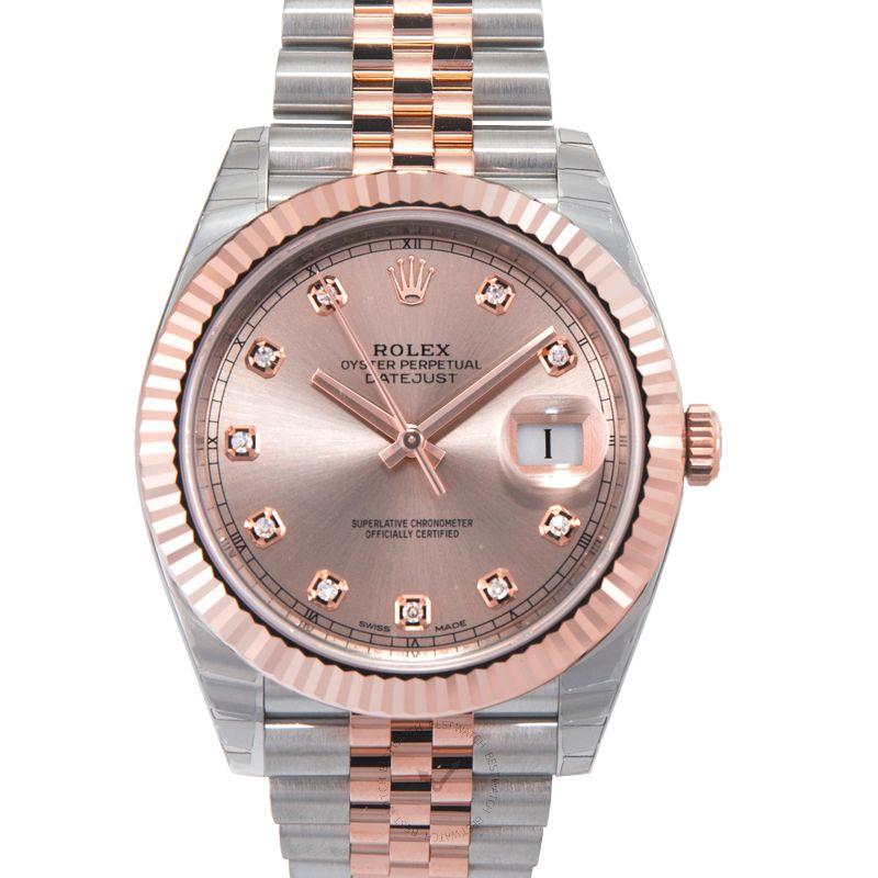 勞力士 日誌型 Datejust腕錶系列 126331 Sundust G Jubilee