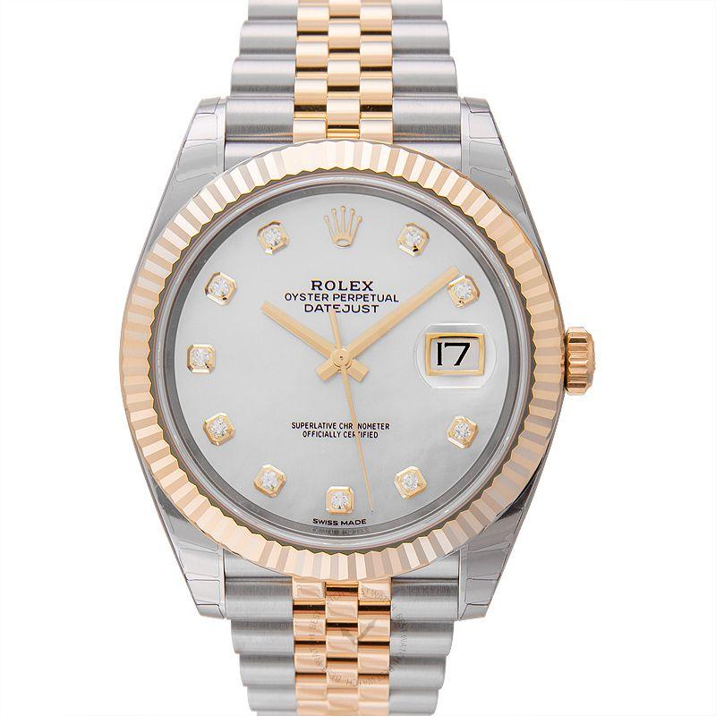 勞力士 日誌型 Datejust腕錶系列 126333-0018G