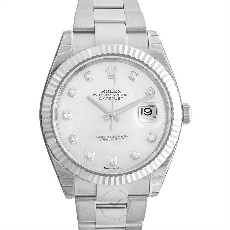 勞力士 日誌型 Datejust腕錶系列 126334-0019G