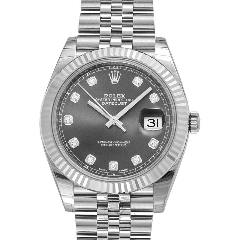 勞力士 日誌型 Datejust腕錶系列 126334-Rhodium-G-Jubilee