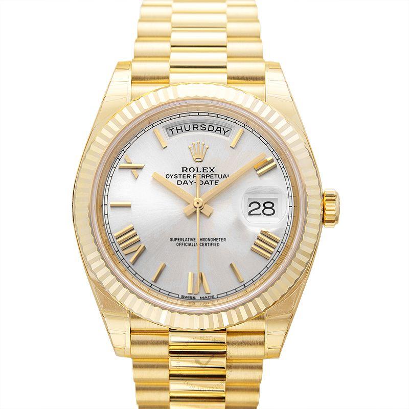 勞力士 星期日曆型 DayDate腕錶系列 228238-0002