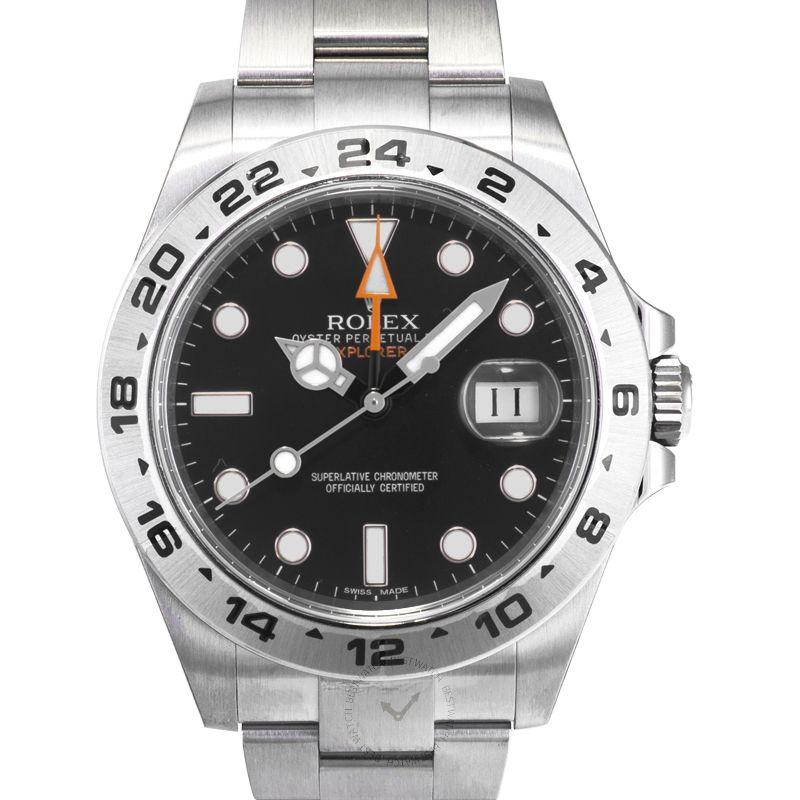 Rolex Explorer II 216570 Black