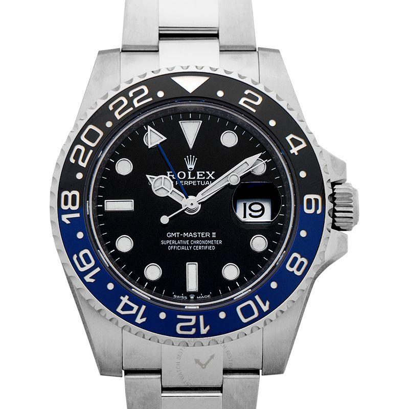 勞力士 格林威治型II GMT Master II腕錶系列 126710BLNR-0003