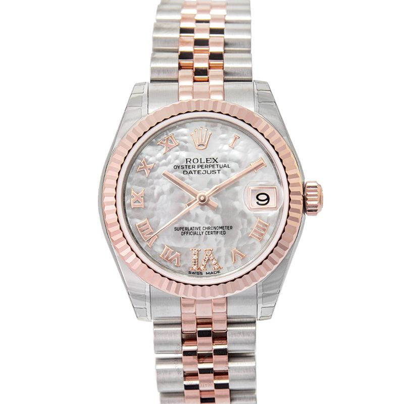 Rolex Lady Datejust 178271 White MOP G