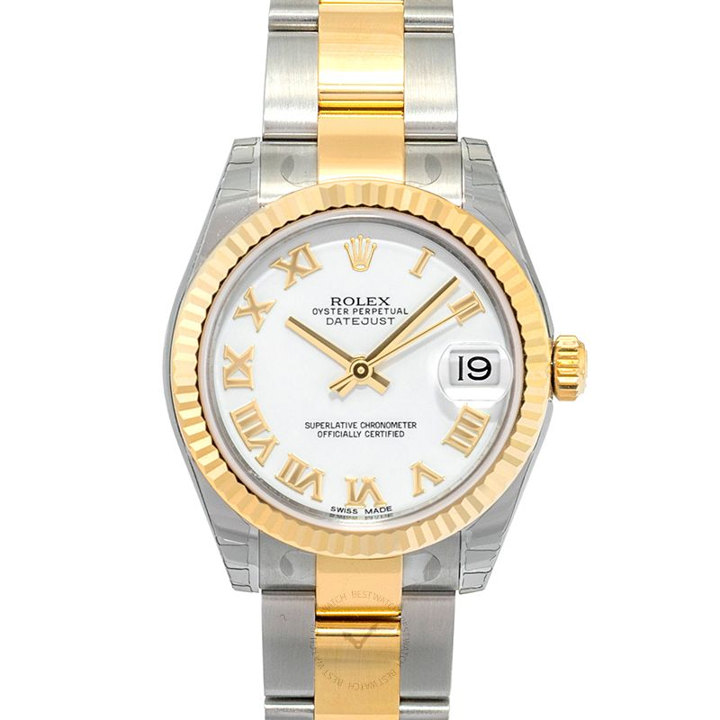 Rolex Lady Datejust 178273 White